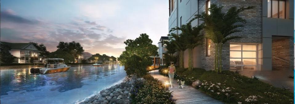 Koi Residences And Marina Pompano Beach